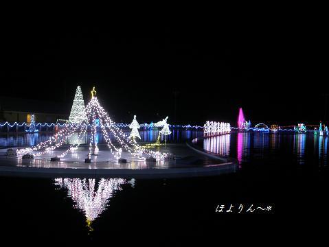 水に映るクリスマス.jpg