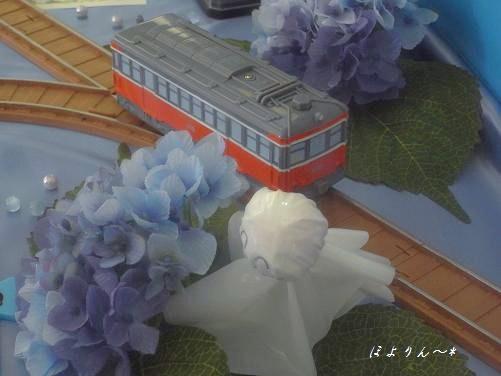あじさい電車♪.jpg
